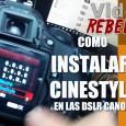 Si quieres instalar Cinestyle en tu cámara DSLR Canon, aquí te digo como, ademas de que te proporciono el software de Canon por si no lo tienes a la […]